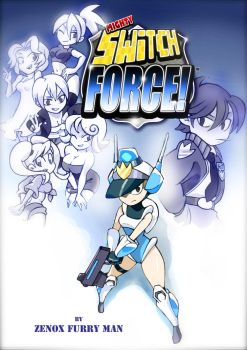 Mighty Switch force cover by twisted-wind