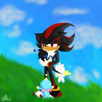 Quit Playing Favorites, Shadow by driscy7687