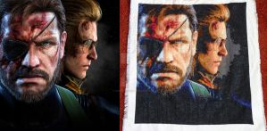 MGSV: Ground Zeroes Project Update 21 by Snake-Fangirl