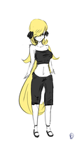 Cynthia Request by ladny