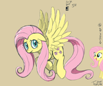 2015 0207 Fluttershy Sketch by tehflah