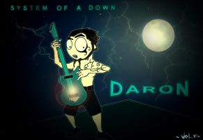 System of a Down: Daron by Wolf-Mist