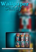 Candy - Wallpaper by Ihavethedreamersdise