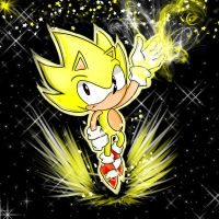 Super Sonic by Melky9714