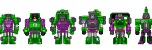 Fan Intrep of Constructicons by theSpaniel
