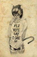 Please vote 4my t-shirt O__O by redKat120