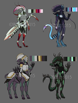Custom adopts by LordSteelius