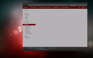 AMD theme preview by yorgash