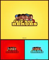 HIP HOP HEROES LOGO by crymz