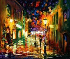 Sideways- New Oil Ori by Leonidafremov