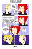 KH2 Crack Comic by Sephora-chan