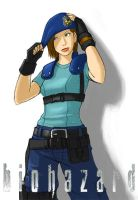 RE Jill by lordwong