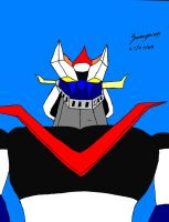 Great Mazinger 1 by Zeroragnarok