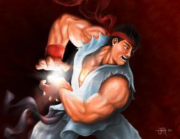 Hadouken by Artiefacts