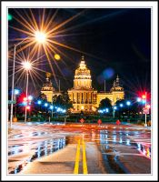 Capital Lights by inflaymes