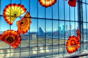 Museum of Glass Through Glass by UrbanRural-Photo