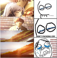 Angel beats Dont cry by sorykuchiki