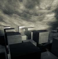 Cubed BG by Shadowelement-Stock