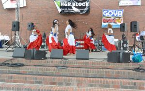 Puerto Rican/Latin Fest, Flowing Dress and Dance 8 by Miss-Tbones