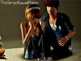 Save me from darkness by TheSims3KawaiiMaker