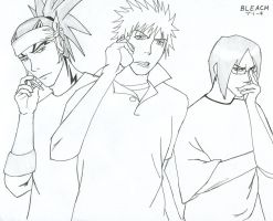 Bleach Boys - 'Where Ya At?' by XiaoYiaTou