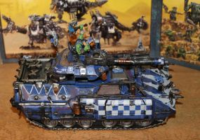 Deathskulls Looted Tank 2 by SpectorKnight