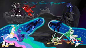 DARK CONFLICT Chapter 4 by SixSamMaster