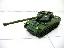 French WWII Tank Lorraine 40t 1 by SOS101