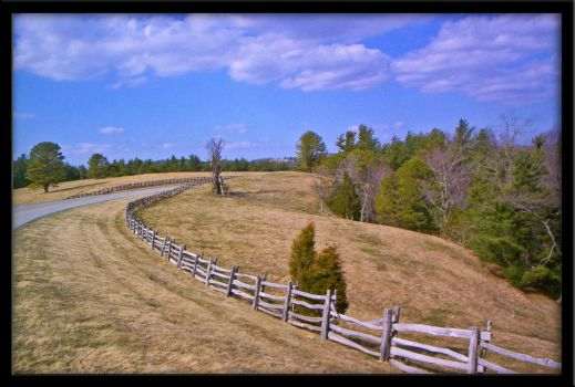 Blue Ridge Parkway by SpecialK78