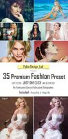 35 Premium Fashion Preset by hazrat1