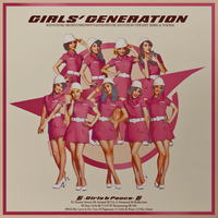 SNSD - Girls and Peace by DiYeah9Tee4