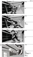 Cowboy Shoot-Out 03 by Colonel-Crowe