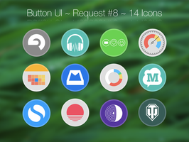 Button UI ~ Requests #8 by BlackVariant