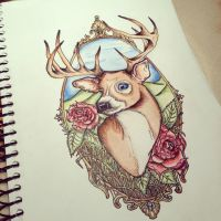 Oh deer. by domterry