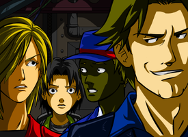 Resident Evil Outbreak by Crossabre