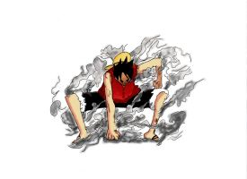 With the endless masses that I will defeat by Demon-Kiba