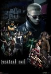 Resident Evil Poster by the-hero-of-time28