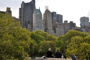 Central Park Stock 124 by FairieGoodMother