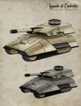 Candralar Tank Designs by castortroy3497