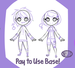 P2U Adopt Base by SuperNelle