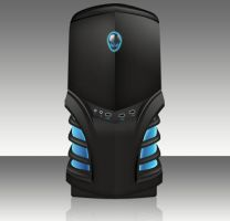 Alienware PC icon by aram287