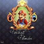 Portrait Of A Plumber Cover by Jruva
