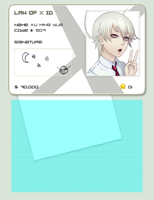 LoX ID -  My my itsa MY face by avodkabottle