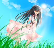 :AT: In the breeze by HokiMaru