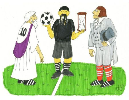 Philosopher's Football by EmperorNortonII