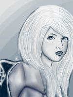 Ashe {League of Legends} by Nitemare4545