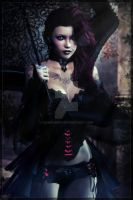 Halloween Gothic by CKImagery