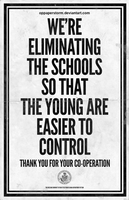 Eliminating Schools by OpPaperStorm