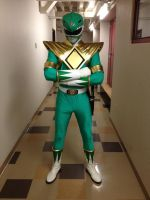 Green Ranger by CosplayFan84