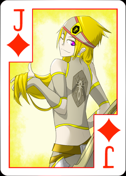 OC Cards Project: Ignia by Lightning-in-my-Hand
